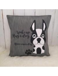 """""""Hug a dog"""" táska és párna (2)"""