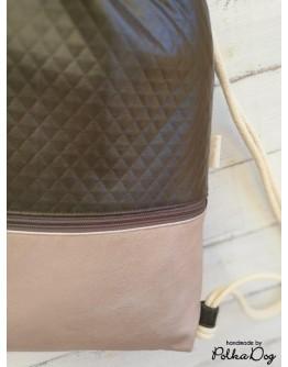 csoki-pezsgő gymbag