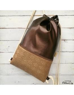 csoki-arany gymbag