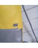 sárga-ezüst gymbag