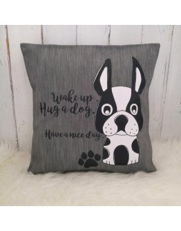 'Hug a dog' párnahuzat