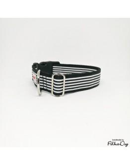 black&white nyakörv