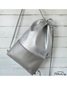 ezüst-gyémánt gymbag